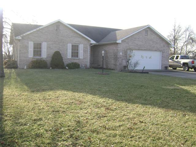 22 Southwest, BUNKER HILL, IL 62014 (#20010171) :: Fusion Realty, LLC