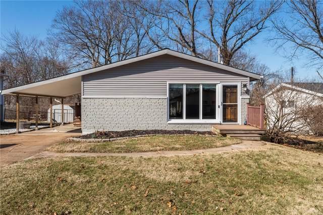 1309 Honeywood Drive, St Louis, MO 63126 (#20010190) :: Clarity Street Realty