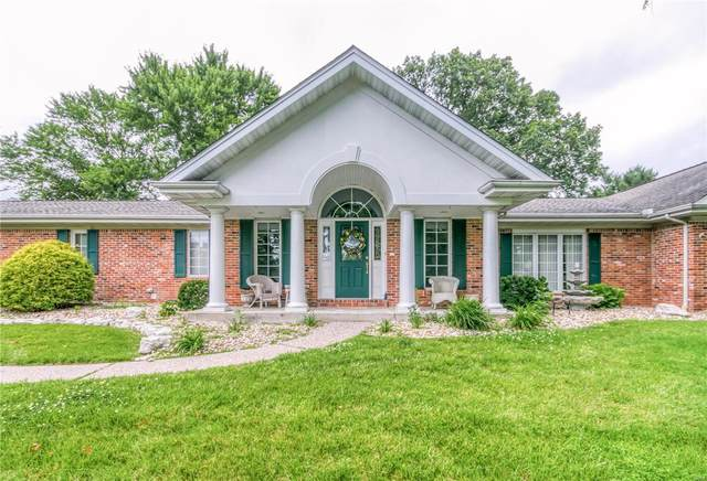 27 Muirfield Lane, St Louis, MO 63141 (#20010202) :: Parson Realty Group