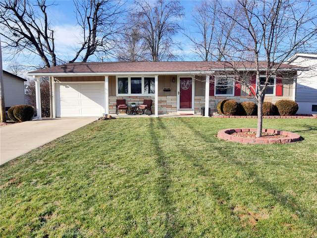 12023 Glengrove Drive, Maryland Heights, MO 63043 (#20010210) :: St. Louis Finest Homes Realty Group