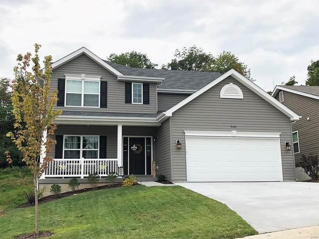 1541 Cascade Lane, Eureka, MO 63025 (#20010233) :: St. Louis Finest Homes Realty Group