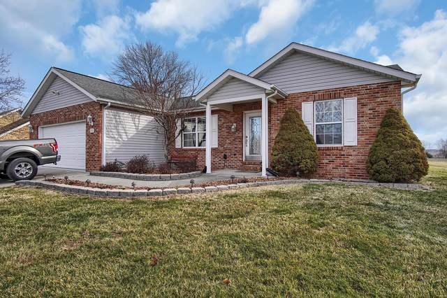 2228 Lake Drive, New Athens, IL 62264 (#20010259) :: Clarity Street Realty