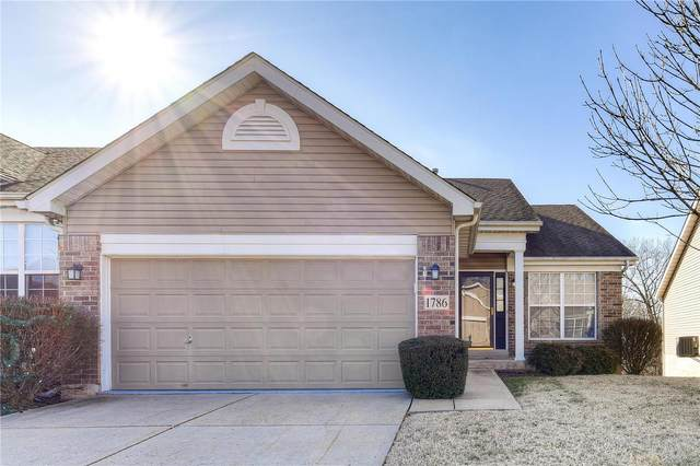 1786 Preston Centre, Fenton, MO 63026 (#20010261) :: Peter Lu Team