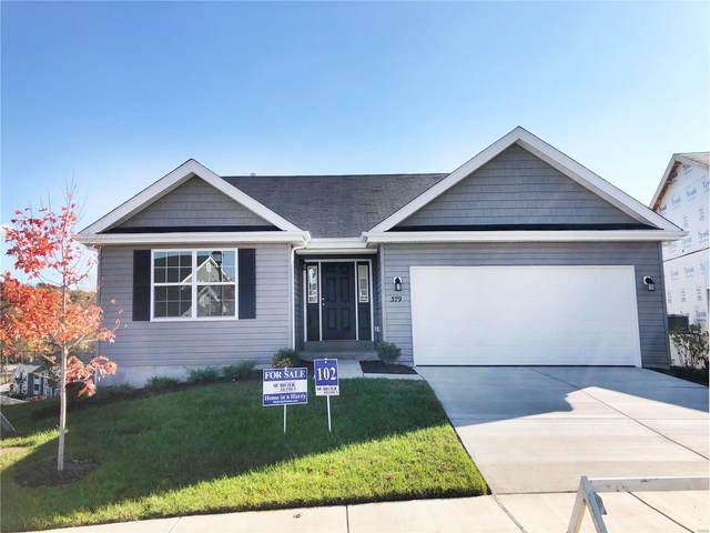 3126 Willow Point Drive, Imperial, MO 63052 (#20010264) :: Parson Realty Group