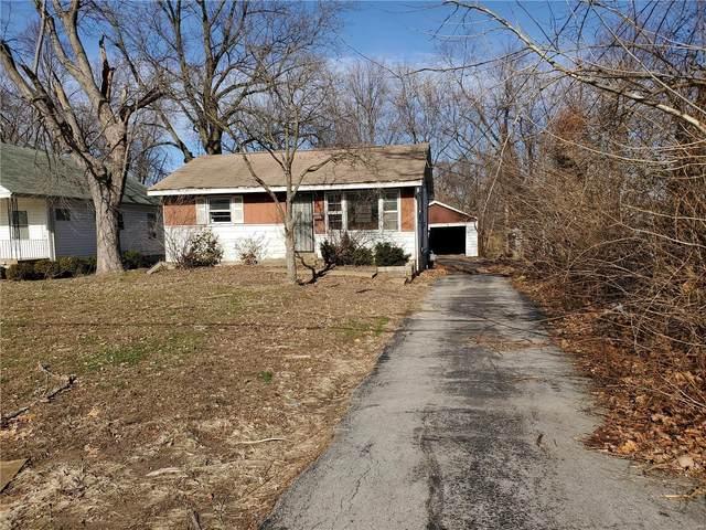 247 Coburg Drive, St Louis, MO 63137 (#20010278) :: Sue Martin Team