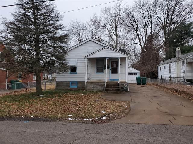 210 Habecking Drive, St Louis, MO 63137 (#20010283) :: Sue Martin Team