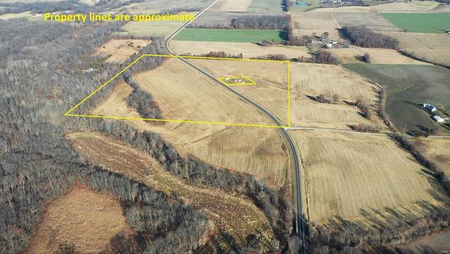 39 Riddle Lane, Ashley, IL 62808 (#20010292) :: Fusion Realty, LLC