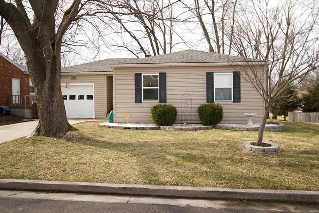405 Blumhoff Avenue, Wentzville, MO 63385 (#20010307) :: Parson Realty Group