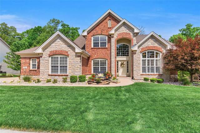 870 Arbor Chase Drive, Wildwood, MO 63021 (#20010332) :: Barrett Realty Group