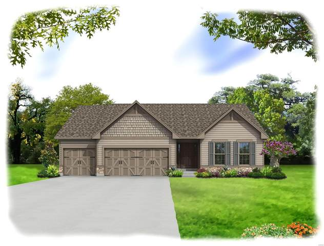 0 Lot 140D Sierra Elev 10 Drive, Wentzville, MO 63385 (#20010355) :: Parson Realty Group