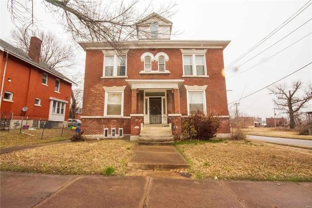 2901 Saint Louis Avenue, St Louis, MO 63106 (#20010359) :: Clarity Street Realty