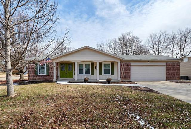 336 Lemonwood Drive, Saint Peters, MO 63376 (#20010362) :: Peter Lu Team