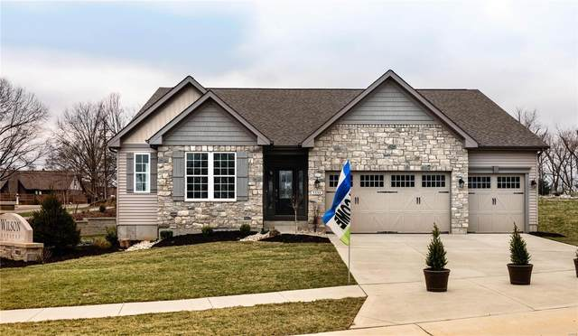 5339 Wilson Court, Oakville, MO 63129 (#20010365) :: Parson Realty Group