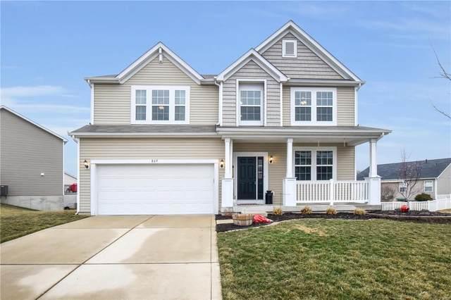 809 Ashton Way Circle, Eureka, MO 63025 (#20010378) :: The Becky O'Neill Power Home Selling Team