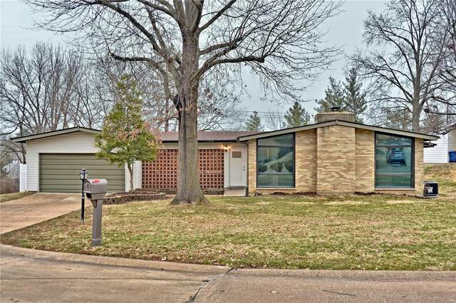 145 Fiesta Circle, St Louis, MO 63146 (#20010384) :: Sue Martin Team