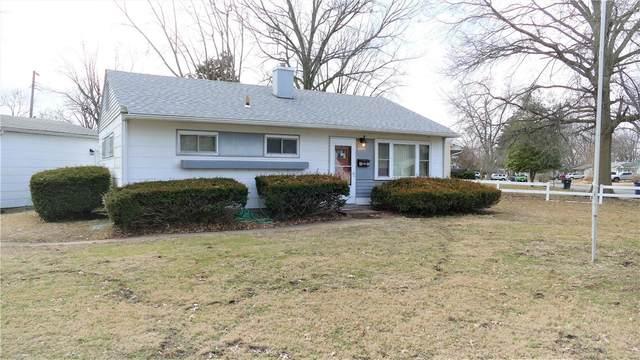 4000 N Park, Belleville, IL 62226 (#20010395) :: Fusion Realty, LLC