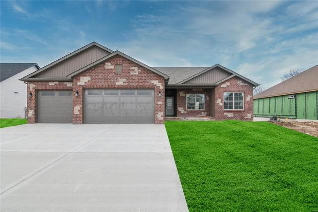 200 Smola Woods Court, Glen Carbon, IL 62034 (#20010411) :: Parson Realty Group