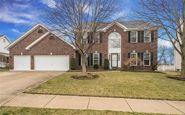 885 Home Park Drive, Saint Peters, MO 63376 (#20010414) :: Clarity Street Realty