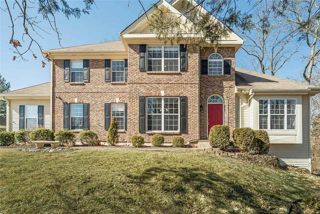 2519 Country Pointe Lane, Wentzville, MO 63385 (#20010419) :: Kelly Hager Group | TdD Premier Real Estate