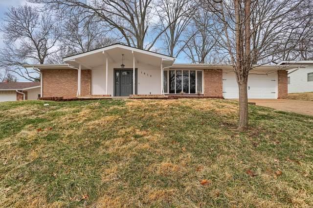 1615 Fontana Drive, St Louis, MO 63146 (#20010430) :: Sue Martin Team