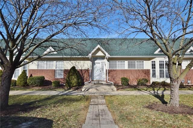 107 Cardinal Villas Drive 1C, Saint Peters, MO 63376 (#20010452) :: Kelly Hager Group | TdD Premier Real Estate