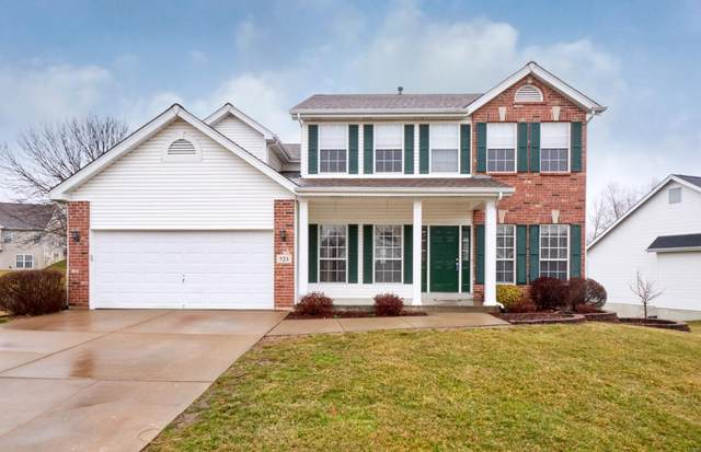 523 Oxborough Court, Saint Peters, MO 63376 (#20010456) :: Clarity Street Realty