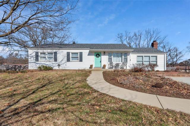 10133 Meadowfield Lane, St Louis, MO 63128 (#20010465) :: Clarity Street Realty