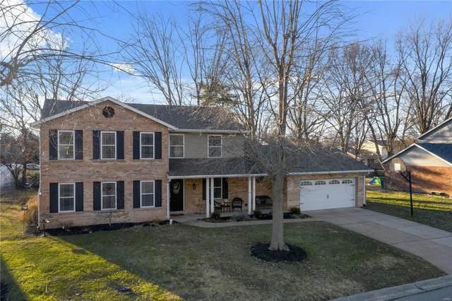 815 Belpre Drive, O'Fallon, IL 62269 (#20010488) :: Kelly Hager Group   TdD Premier Real Estate