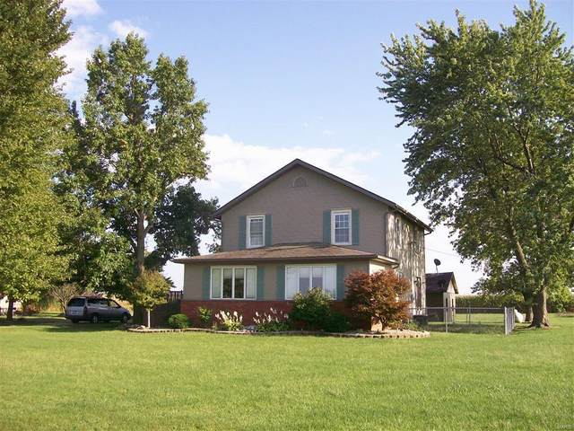 17344 Witt Avenue, WITT, IL 62094 (#20010496) :: Sue Martin Team
