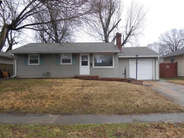 2912 Dogwood Drive, Granite City, IL 62040 (#20010502) :: RE/MAX Professional Realty