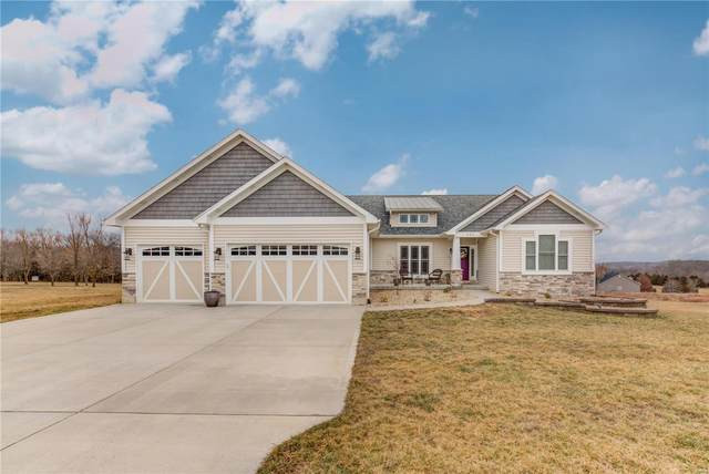 203 Triple Crown Court, Foristell, MO 63348 (#20010504) :: Matt Smith Real Estate Group