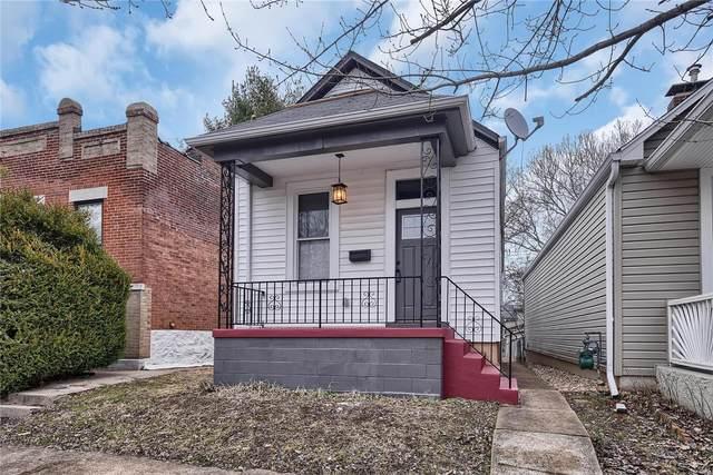 4737 Milentz Avenue, St Louis, MO 63116 (#20010561) :: Sue Martin Team