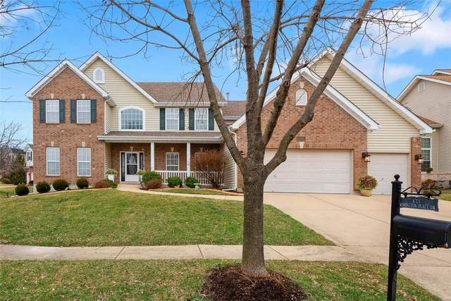 427 Remington Place Drive, Ballwin, MO 63021 (#20010566) :: Kelly Hager Group | TdD Premier Real Estate