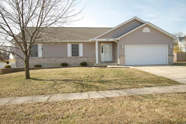 4217 Bedford Creek Lane, Wentzville, MO 63385 (#20010591) :: Kelly Hager Group | TdD Premier Real Estate