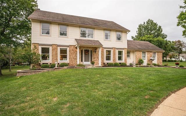14636 Mill Spring, Chesterfield, MO 63017 (#20010649) :: Kelly Hager Group | TdD Premier Real Estate