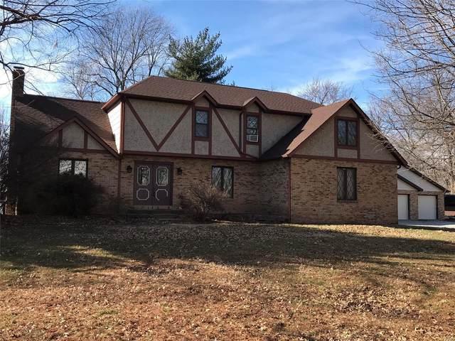9 Bel Rose Drive, Fairview Heights, IL 62208 (#20010659) :: Hartmann Realtors Inc.