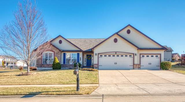 816 Kevin, Wentzville, MO 63385 (#20010674) :: Clarity Street Realty
