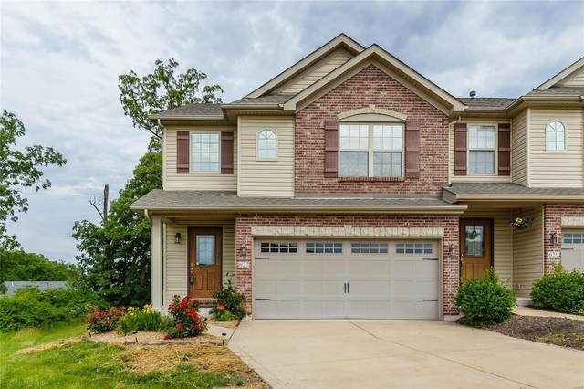 627 Giotto Court, Wentzville, MO 63385 (#20010677) :: Clarity Street Realty