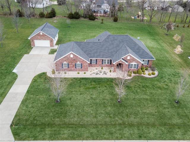 207 Jessie Drive, Wentzville, MO 63385 (#20010687) :: Kelly Hager Group | TdD Premier Real Estate