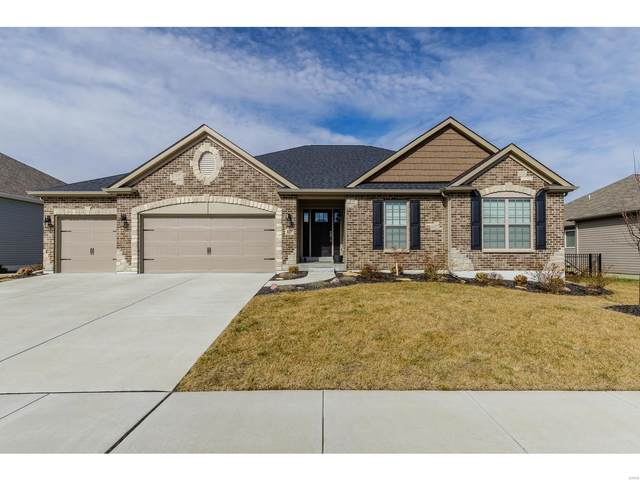 537 Forest Park Drive, Wentzville, MO 63348 (#20010713) :: Matt Smith Real Estate Group