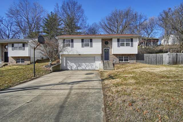 212 Lake Hillcrest Drive, Glen Carbon, IL 62034 (#20010714) :: Clarity Street Realty