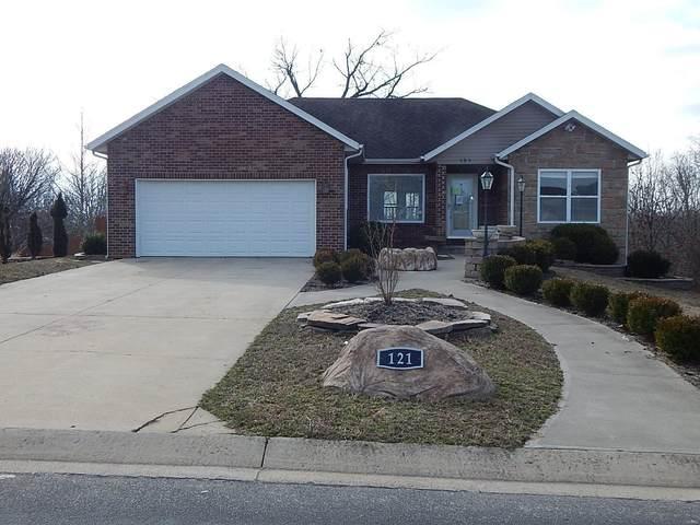 121 Mesa Drive, Waynesville, MO 65583 (#20010727) :: Matt Smith Real Estate Group