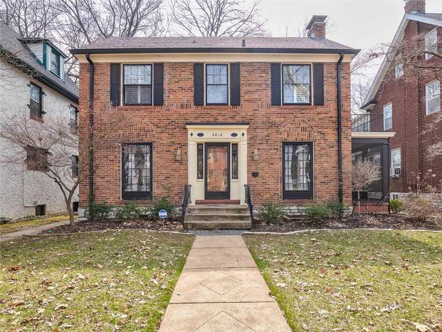 6818 Pershing Avenue, University City, MO 63130 (#20010733) :: Kelly Hager Group | TdD Premier Real Estate