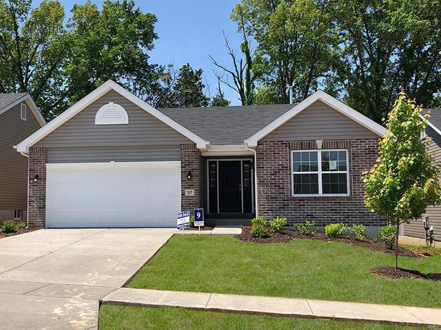 1664 Woods Mill Drive, Wentzville, MO 63385 (#20010740) :: Matt Smith Real Estate Group
