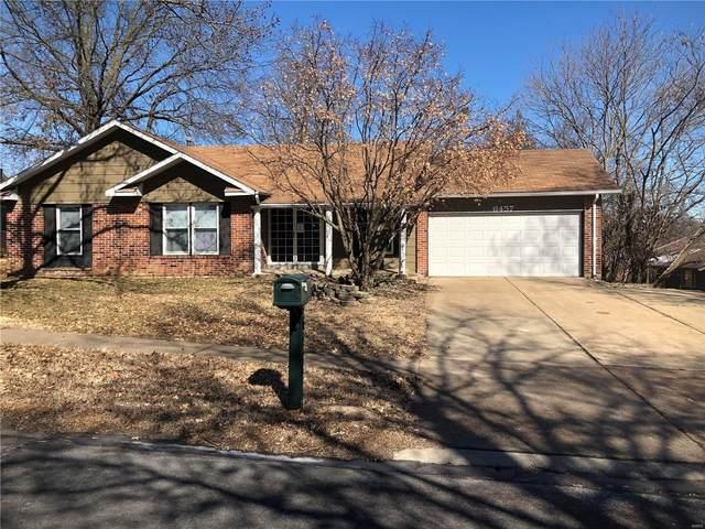 6457 Lake Paddock, Florissant, MO 63033 (#20010741) :: PalmerHouse Properties LLC