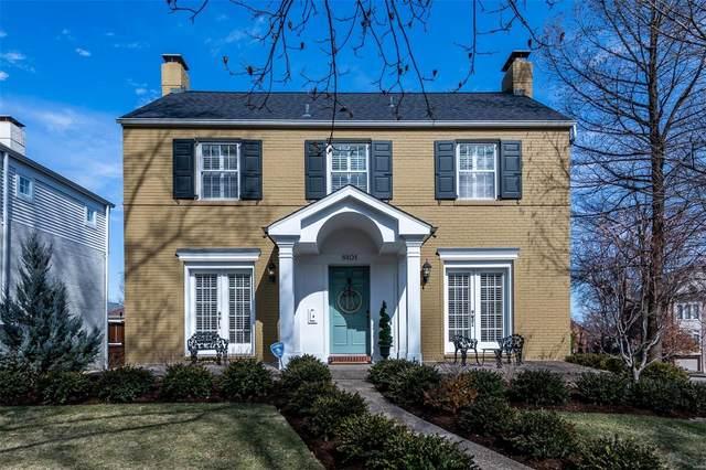 8101 Stratford Drive, Clayton, MO 63105 (#20010742) :: Kelly Hager Group | TdD Premier Real Estate