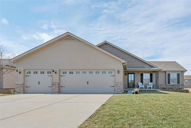 53 Pearl Creek Court, Wentzville, MO 63385 (#20010743) :: Clarity Street Realty
