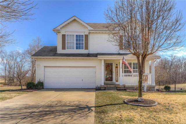 18 Hampshire Court, Lake St Louis, MO 63367 (#20010753) :: Clarity Street Realty