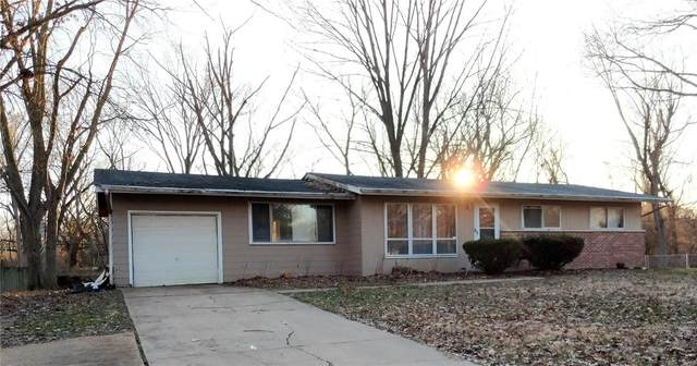 11611 Hannibal Drive, St Louis, MO 63138 (#20010776) :: Clarity Street Realty