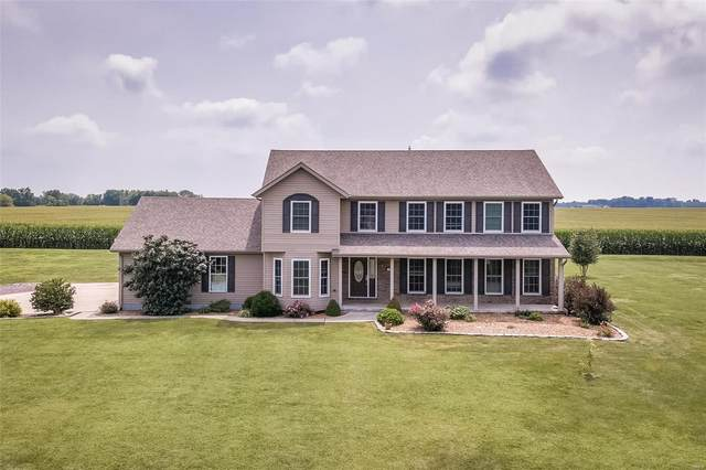 6 Primrose Lane, TRENTON, IL 62293 (#20010778) :: RE/MAX Professional Realty